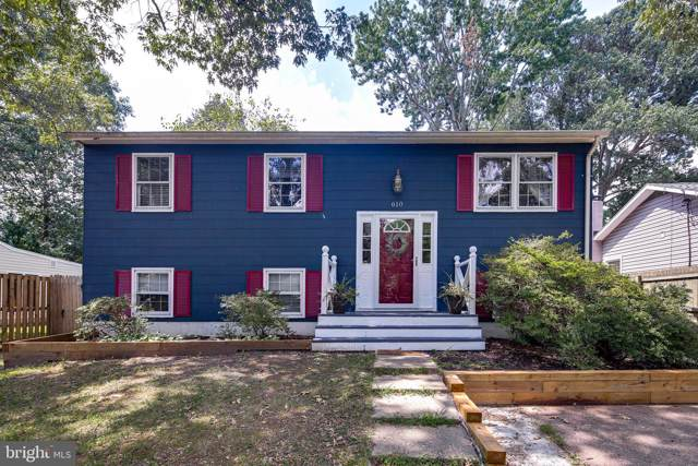 610 Park Road, SEVERNA PARK, MD 21146 (#MDAA411618) :: Keller Williams Pat Hiban Real Estate Group