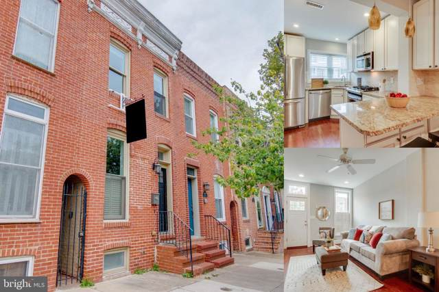 1107 S East Avenue, BALTIMORE, MD 21224 (#MDBA482092) :: The Sebeck Team of RE/MAX Preferred