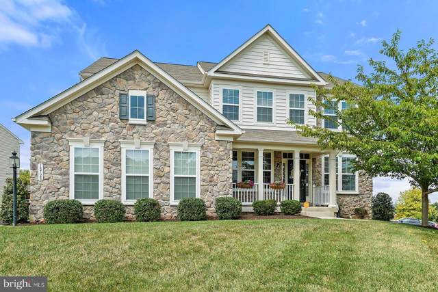 18728 Pier Trail Drive, TRIANGLE, VA 22172 (#VAPW477686) :: The Licata Group/Keller Williams Realty