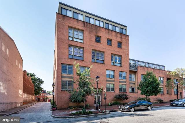 123 W Barre Street #104, BALTIMORE, MD 21201 (#MDBA482108) :: Keller Williams Pat Hiban Real Estate Group