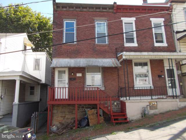 323 W Race Street, POTTSVILLE, PA 17901 (#PASK127550) :: Ramus Realty Group