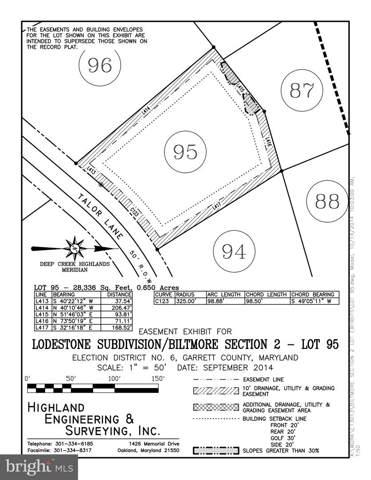 Lot 95 Taylor, MC HENRY, MD 21541 (#MDGA131308) :: Coleman & Associates