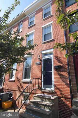 2906 Hudson Street, BALTIMORE, MD 21224 (#MDBA482142) :: Radiant Home Group