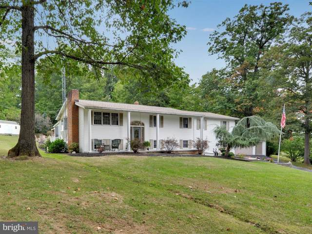 6166 Pigeon Hill Road, SPRING GROVE, PA 17362 (#PAYK124116) :: Liz Hamberger Real Estate Team of KW Keystone Realty