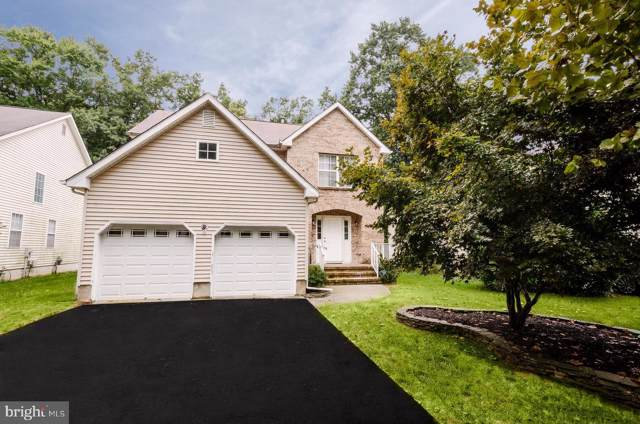 60 Canal View Drive, LAWRENCE TOWNSHIP, NJ 08648 (#NJME284884) :: RE/MAX Main Line