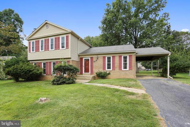 17920 Overwood Drive, OLNEY, MD 20832 (#MDMC676476) :: The Gold Standard Group