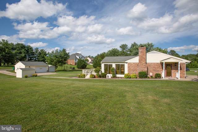 137 + Lot#2 Lafayette Avenue, BOWLING GREEN, VA 22427 (#VACV120848) :: Dart Homes