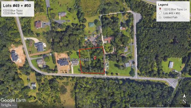12210 Blue Topaz Lane, FAIRFAX, VA 22030 (#VAFX1086608) :: Keller Williams Pat Hiban Real Estate Group