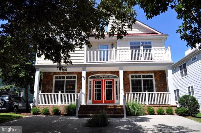 23 Oak Avenue, REHOBOTH BEACH, DE 19971 (#DESU147148) :: CoastLine Realty