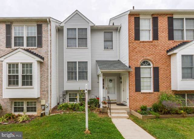3133 Sonia Trail #99, ELLICOTT CITY, MD 21043 (#MDHW269602) :: The Licata Group/Keller Williams Realty