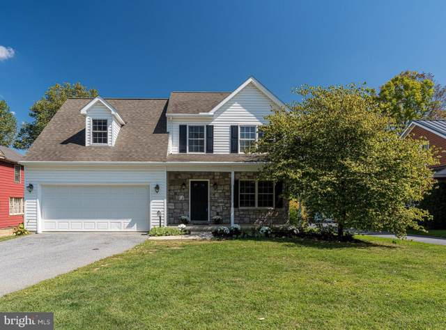31 S Duke Street, MILLERSVILLE, PA 17551 (#PALA139274) :: The Dailey Group