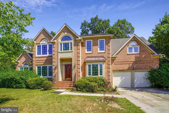 5153 Little Creek Drive, ELLICOTT CITY, MD 21043 (#MDHW269632) :: The Speicher Group of Long & Foster Real Estate