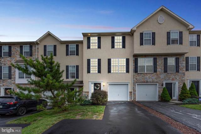 54 Lukens Mill Drive, COATESVILLE, PA 19320 (#PACT487918) :: The Dailey Group