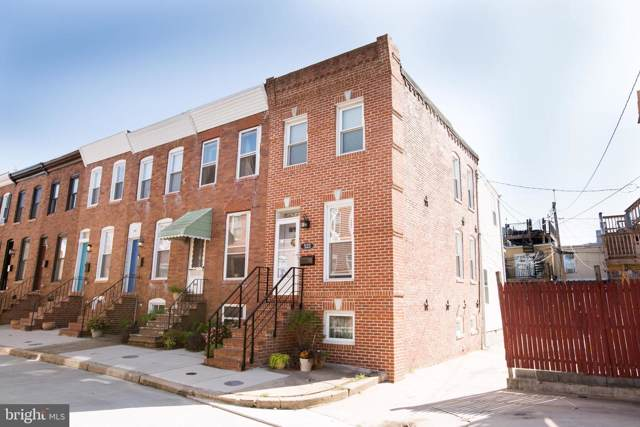 523 S Glover Street, BALTIMORE, MD 21224 (#MDBA482312) :: The Licata Group/Keller Williams Realty