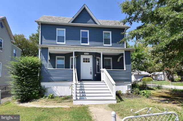 5616 Birchwood Avenue, BALTIMORE, MD 21214 (#MDBA482318) :: Coleman & Associates