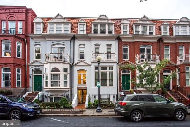 1830 Jefferson Place NW #8, WASHINGTON, DC 20036 (#DCDC440346) :: The Sky Group