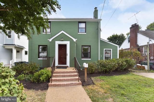 417 E Custis Avenue, ALEXANDRIA, VA 22301 (#VAAX239232) :: The Putnam Group