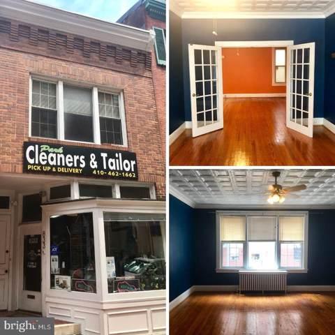 833 N Howard Street, BALTIMORE, MD 21201 (#MDBA482350) :: The Licata Group/Keller Williams Realty