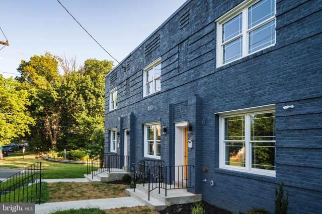 400 Newcomb Street SE #4, WASHINGTON, DC 20032 (#DCDC440356) :: The Licata Group/Keller Williams Realty