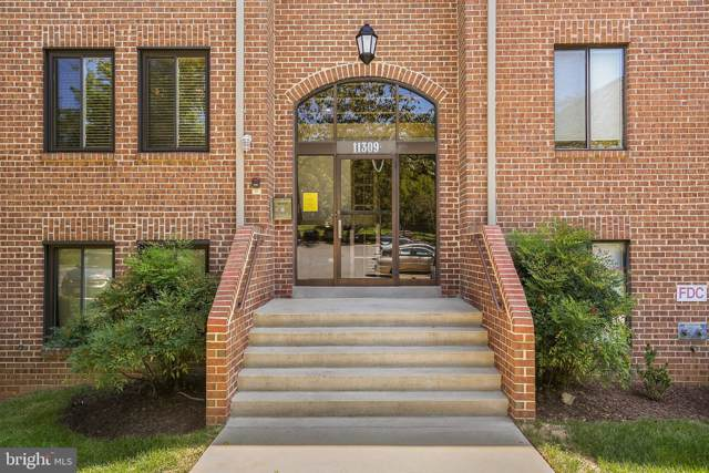 11309 Commonwealth Drive #103, NORTH BETHESDA, MD 20852 (#MDMC676658) :: The Licata Group/Keller Williams Realty