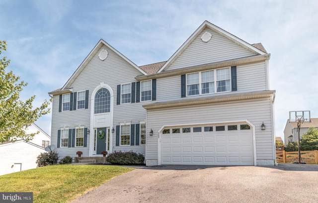 509 Bridlewreath Way, MOUNT AIRY, MD 21771 (#MDCR191462) :: Ultimate Selling Team
