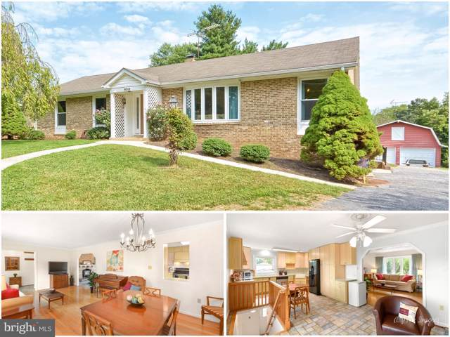 8312 Sharon Drive, FREDERICK, MD 21704 (#MDFR252706) :: Viva the Life Properties