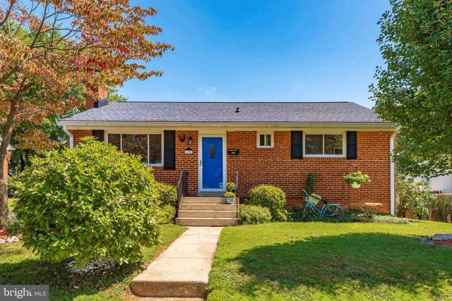 1208 Staley Avenue, FREDERICK, MD 21701 (#MDFR252714) :: Homes to Heart Group