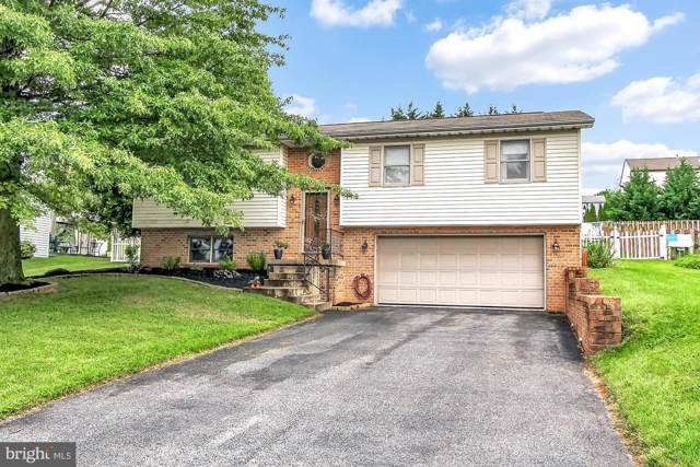 222 Lartry Drive, RED LION, PA 17356 (#PAYK124240) :: The Joy Daniels Real Estate Group