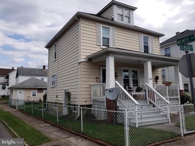 600 Elwood Street, CUMBERLAND, MD 21502 (#MDAL132614) :: The Licata Group/Keller Williams Realty