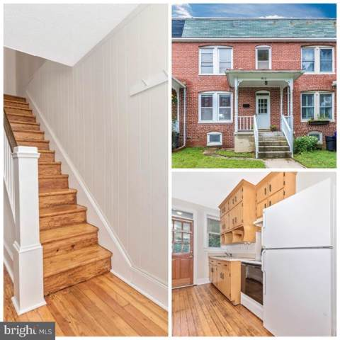 815 Motter Avenue, FREDERICK, MD 21701 (#MDFR252726) :: Homes to Heart Group