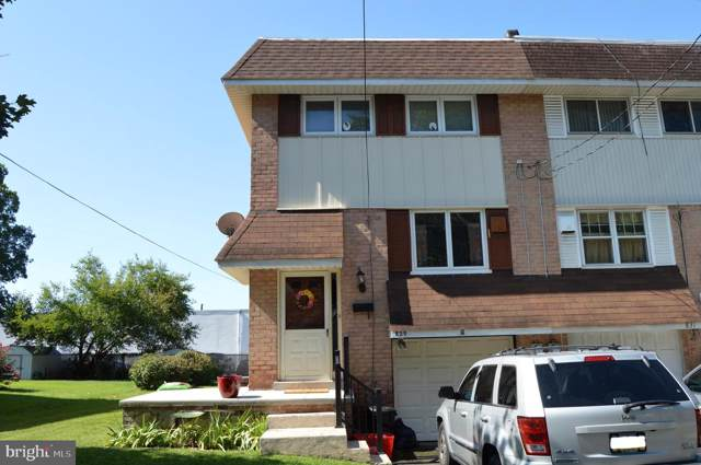 829 Fountain Avenue, LANCASTER, PA 17601 (#PALA139356) :: Flinchbaugh & Associates