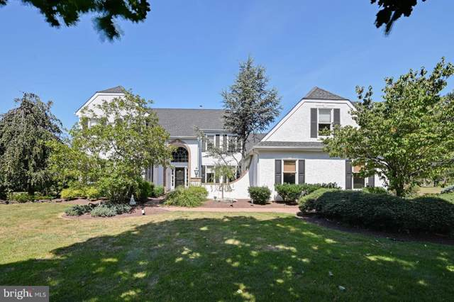 7 Bunting Court, CRANBURY, NJ 08512 (#NJMX122314) :: Tessier Real Estate