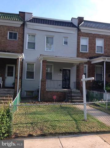 3827 Boarman Avenue, BALTIMORE, MD 21215 (#MDBA482464) :: Keller Williams Pat Hiban Real Estate Group