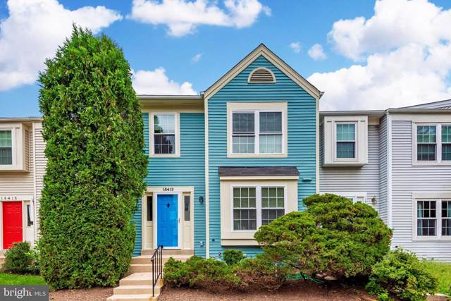 18413 Hallmark Court, GAITHERSBURG, MD 20879 (#MDMC676934) :: Keller Williams Pat Hiban Real Estate Group