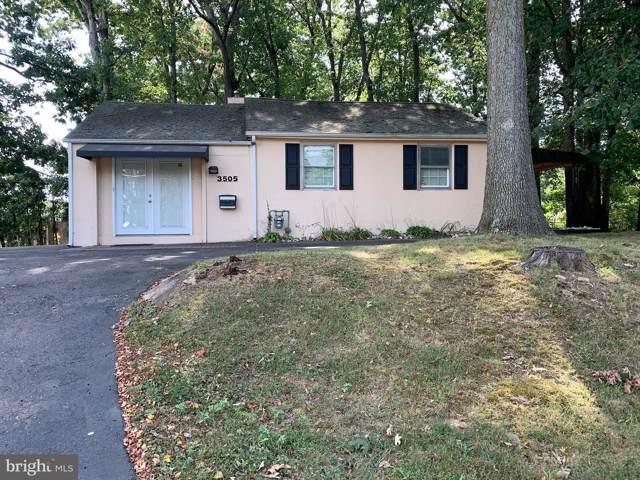 3509 Quakerbridge Road, TRENTON, NJ 08619 (MLS #NJME285024) :: The Dekanski Home Selling Team