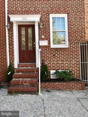 241 S Wolfe Street, BALTIMORE, MD 21231 (#MDBA482528) :: The Licata Group/Keller Williams Realty