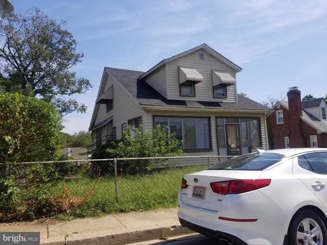4008 Parkwood Avenue, BALTIMORE, MD 21206 (#MDBA482532) :: RE/MAX Plus