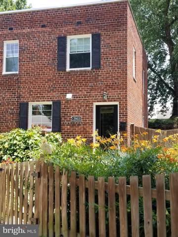 2903 Mosby Street, ALEXANDRIA, VA 22305 (#VAAX239330) :: The Licata Group/Keller Williams Realty