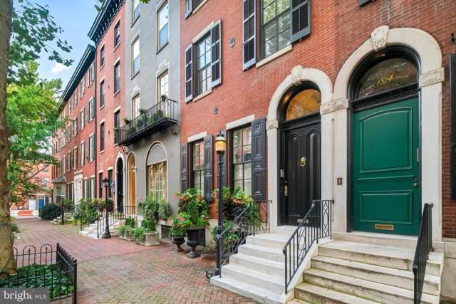 1812 Delancey Place, PHILADELPHIA, PA 19103 (#PAPH829610) :: The Lux Living Group