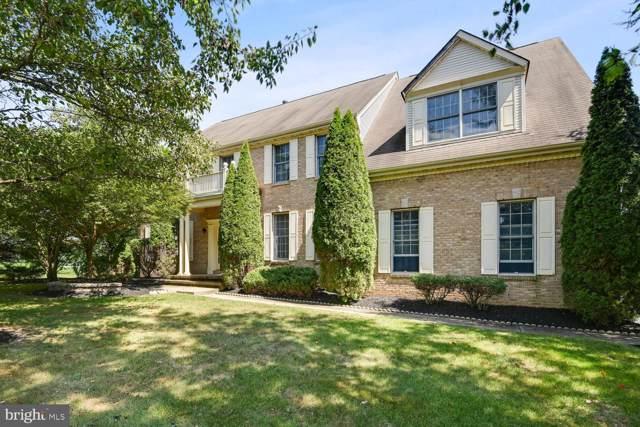 4 Farmhouse Drive, PLAINSBORO, NJ 08536 (#NJMX122328) :: Tessier Real Estate