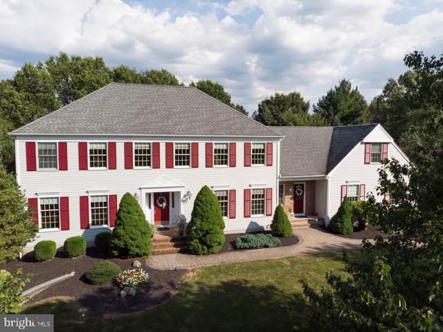 174 Wilshire Drive, BELLE MEAD, NJ 08502 (#NJSO112220) :: Tessier Real Estate