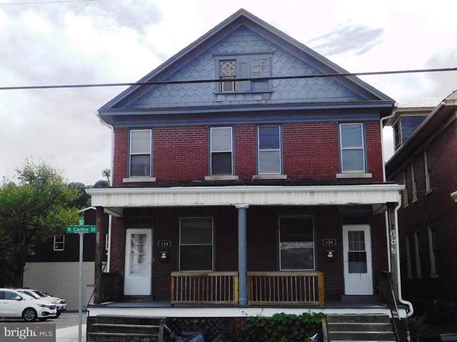 624 N Centre Street, CUMBERLAND, MD 21502 (#MDAL132642) :: Keller Williams Pat Hiban Real Estate Group