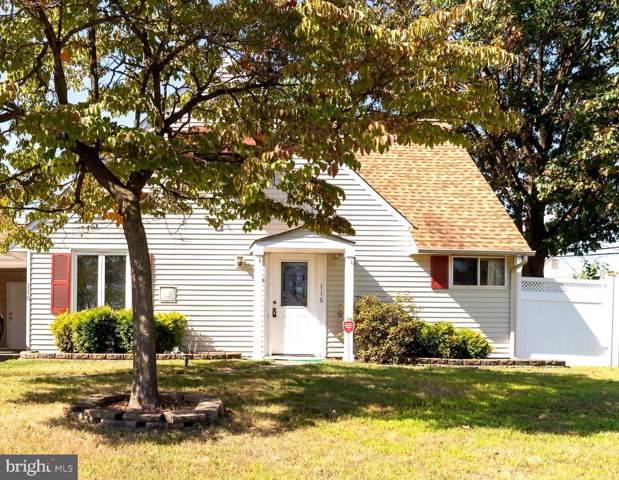 116 Elderberry Drive, LEVITTOWN, PA 19054 (#PABU479048) :: Blackwell Real Estate