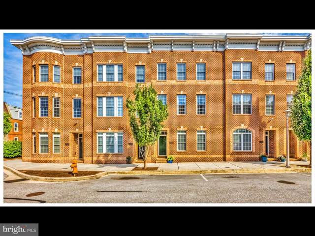 1305 Lowman Street, BALTIMORE, MD 21230 (#MDBA482608) :: The Dailey Group
