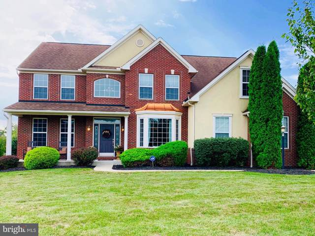 322 Woods Edge Drive, DOUGLASSVILLE, PA 19518 (#PABK347300) :: Linda Dale Real Estate Experts
