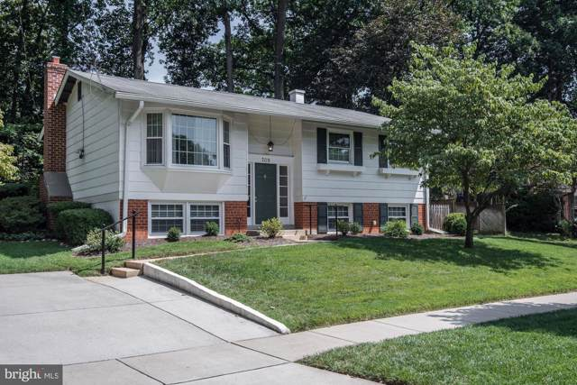 709 Wilson Avenue, ROCKVILLE, MD 20850 (#MDMC677138) :: Keller Williams Pat Hiban Real Estate Group