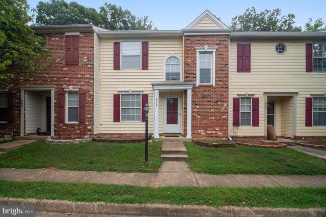 804 Wind Ridge Drive, STAFFORD, VA 22554 (#VAST214764) :: The Maryland Group of Long & Foster Real Estate