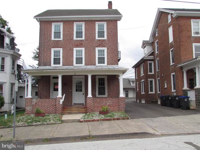 19 N Front Street, SOUDERTON, PA 18964 (#PAMC623728) :: The John Kriza Team