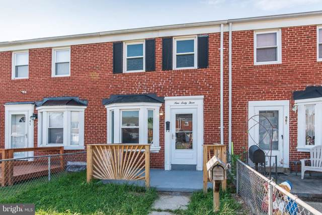 963 Middlesex Road, BALTIMORE, MD 21221 (#MDBC470958) :: Pearson Smith Realty
