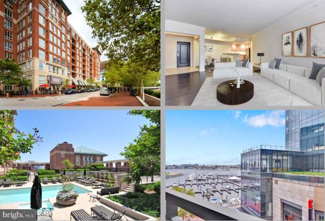 717 President Street #501, BALTIMORE, MD 21202 (#MDBA482708) :: The Licata Group/Keller Williams Realty